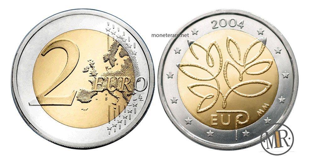 2 Euro Commemorativi Finlandia 2004
