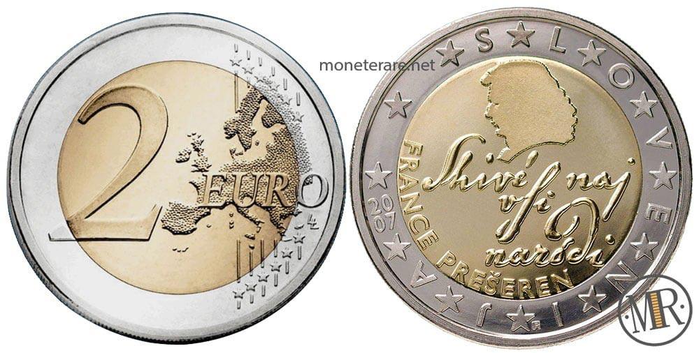 2 euro slovenia 2007