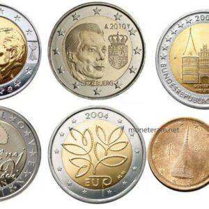 Monete Euro Rare – Il valore dei 2 euro rari e dei 2 centesimi rari