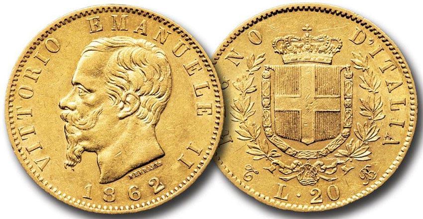 monete rare antiche il marengo