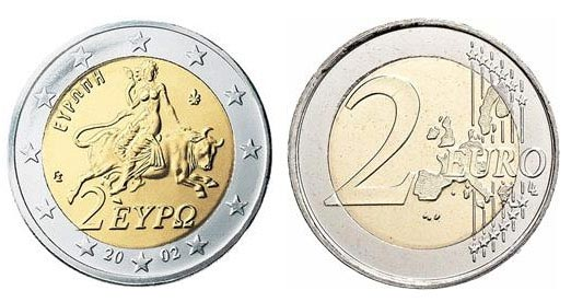 Piece Rare Euro Coins | Value of the Rare 2 Euro Coin and the 2 Rare Cents