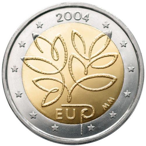 2 Euro commemorative coins Finland