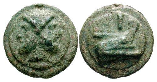 roman coins asse