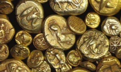 la moneta e la sua storia