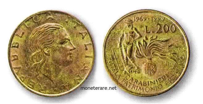 200 lire 1999