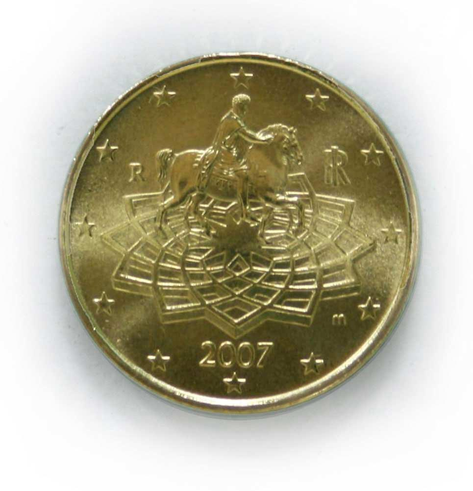 50 Cent Euro - Discover the Value of the Rare 50 Cents Euro Coin