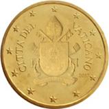 50 centesimi vaticano