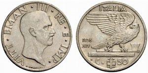 50 centesimi italiani