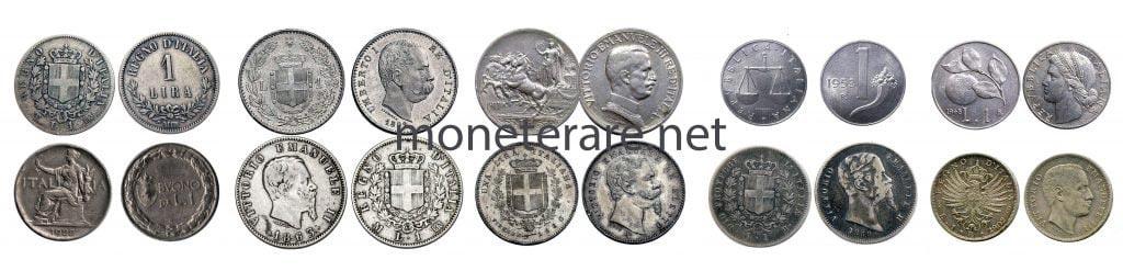 1 Lira rara