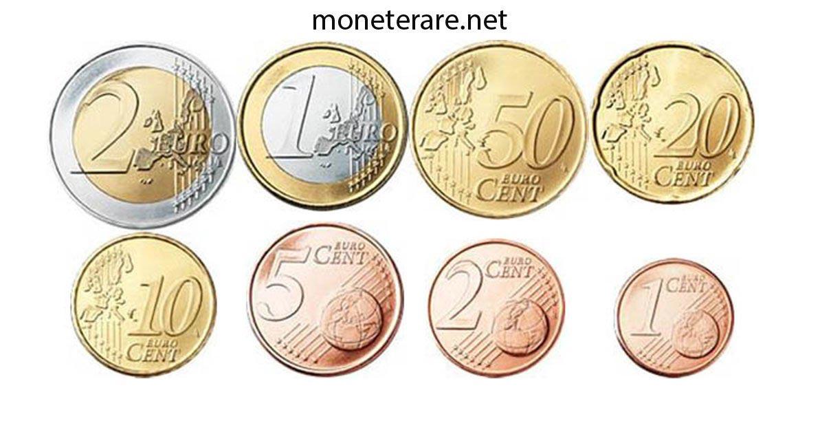 Eurocollezione: Collezioni e Raccolte delle Monete dell'Euro