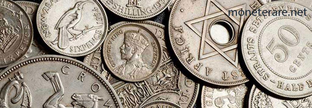 Collezione di monete rare numismatica