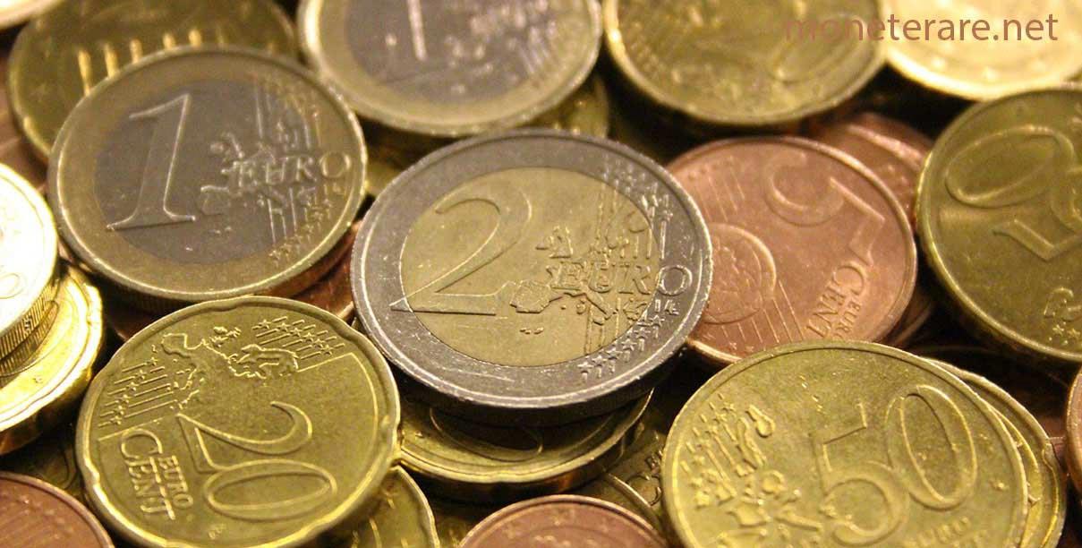 Numismatica moderna, monete euro rare