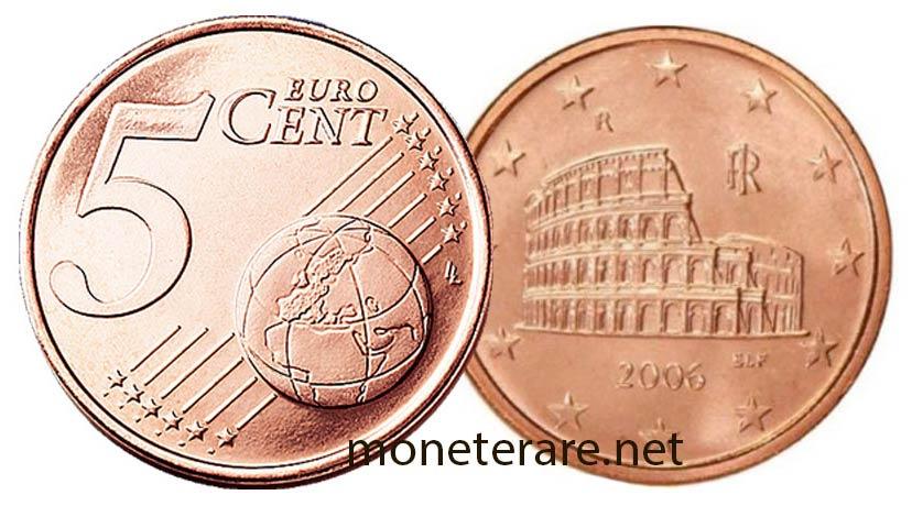 5 Centesimi Euro