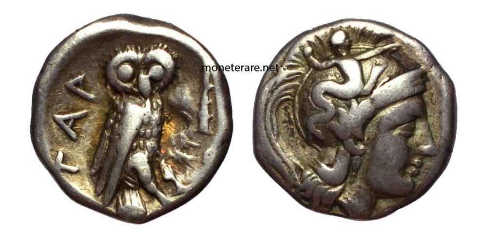 monete greche antiche