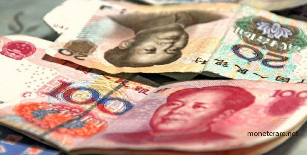 Moneda chinas Renmimbi