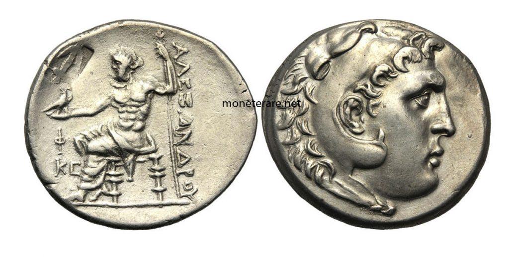 moneta greca rara
