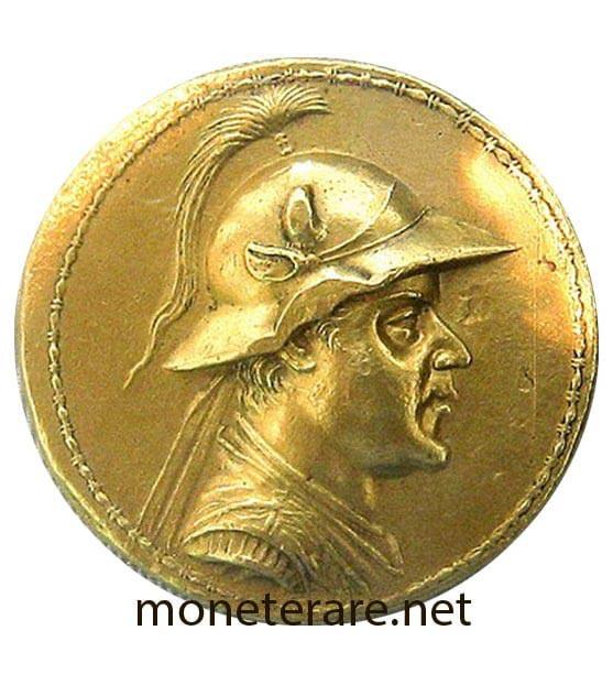 Moneta Greca Periodo Ellenistico Eucratide