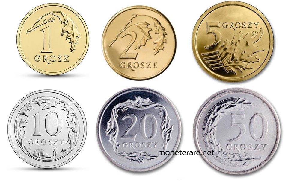 Moneta Polacca Grosz
