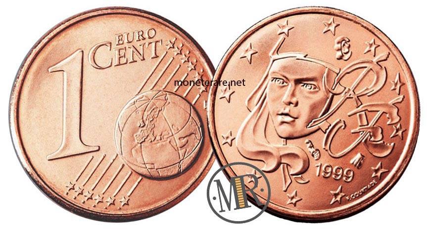 1 Centesimo Euro Francia