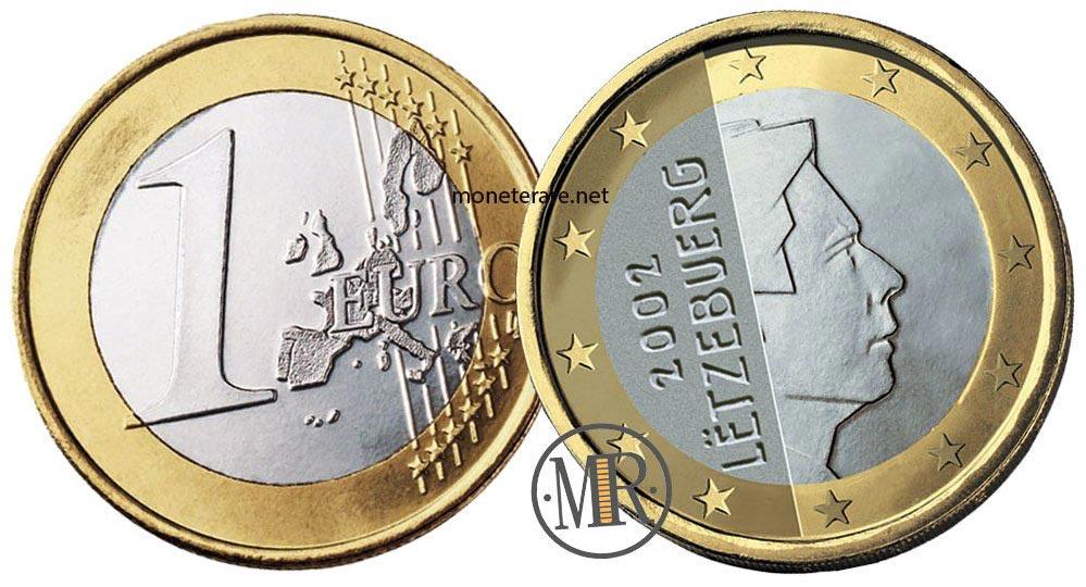 1 Euro Lussemburgo