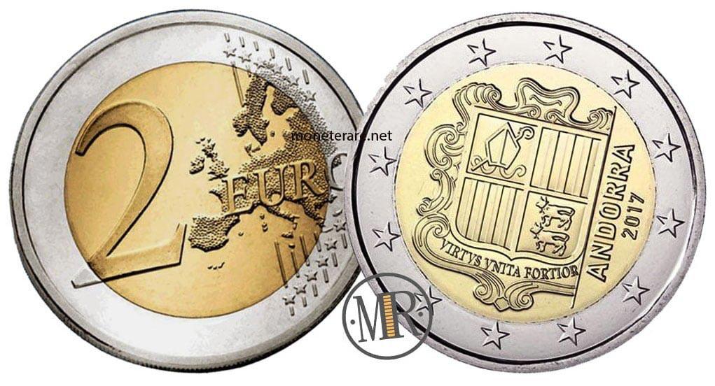 2 Euro Andorrani