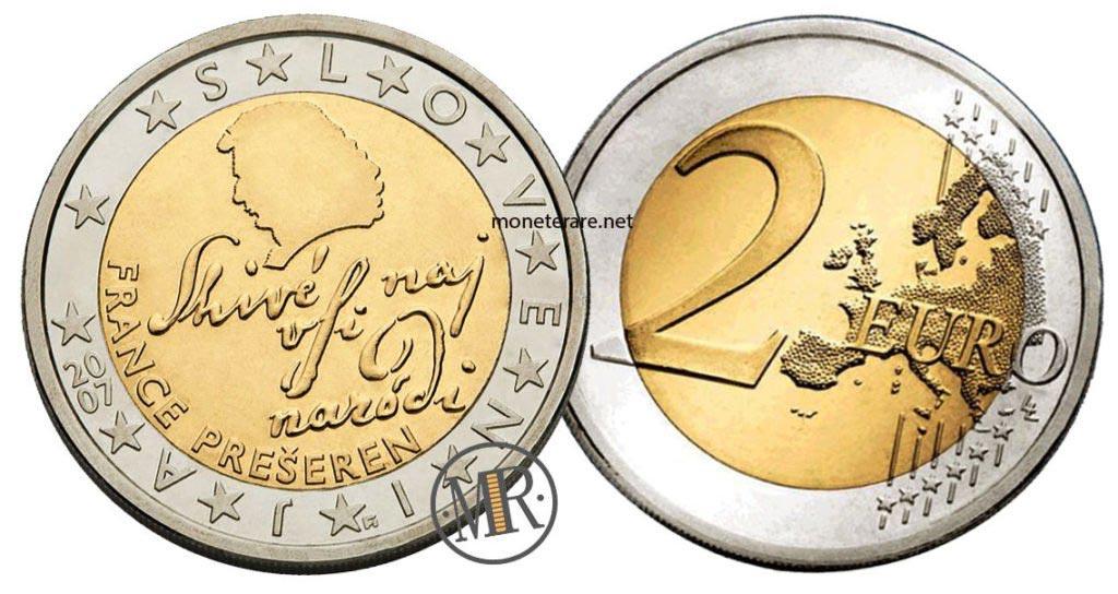 2 Euro Slovenia