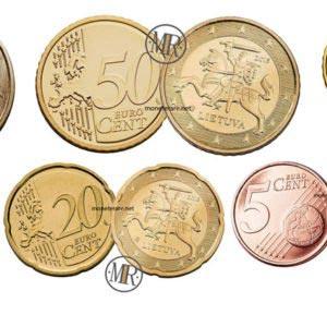 Euro Lituania