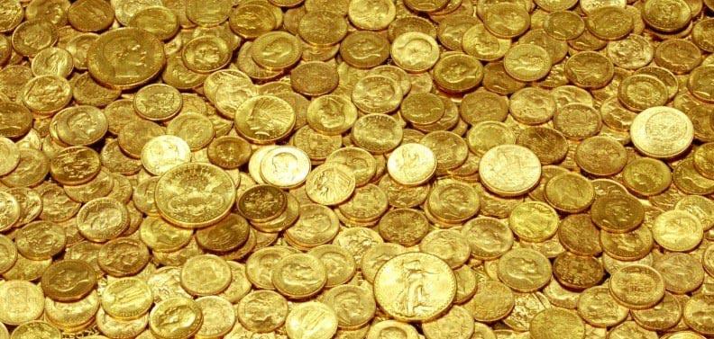 Comprare oro in monete d'oro