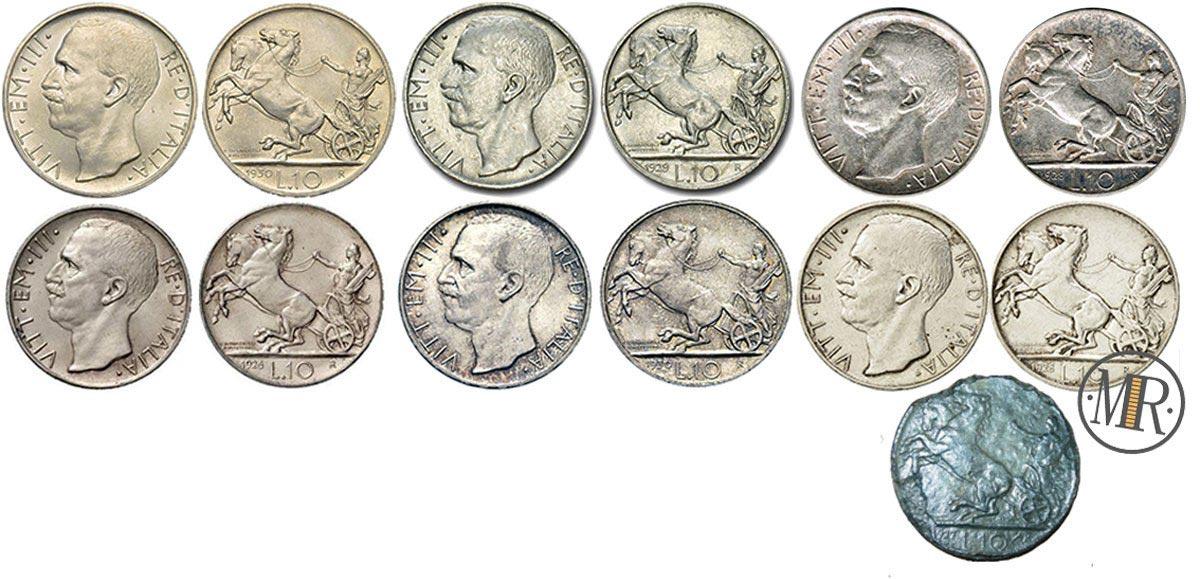 Conservazione della moneta in Argento