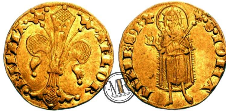 Fiorino Moneta 1252