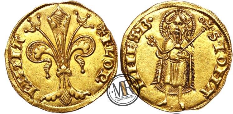 fiorino oro firenze perlato 1252