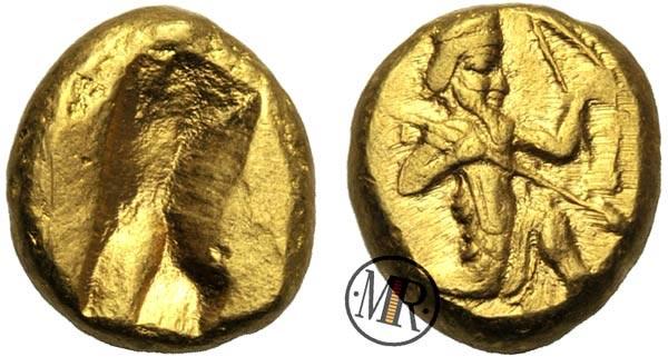 monete d'oro persiana darico