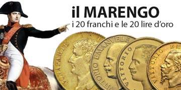 moneta marengo d'oro o napoleon coin