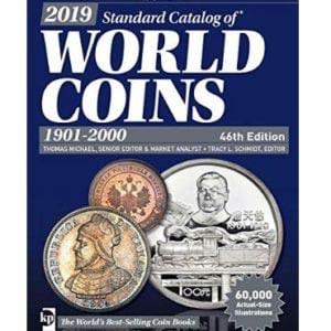 Catalogo delle monete del mondo edizione 2019