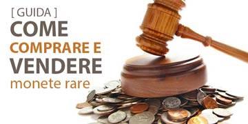 guida come vendere e comprare monete rare