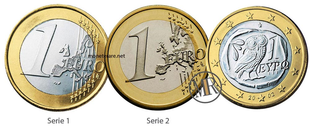 1 euro grecia