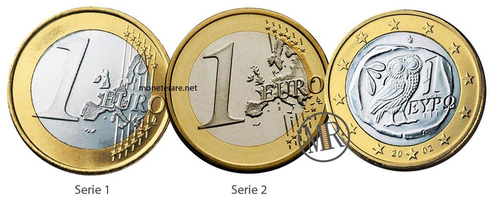 1 euro coin from greece
