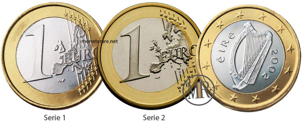 1 Euro Irlanda