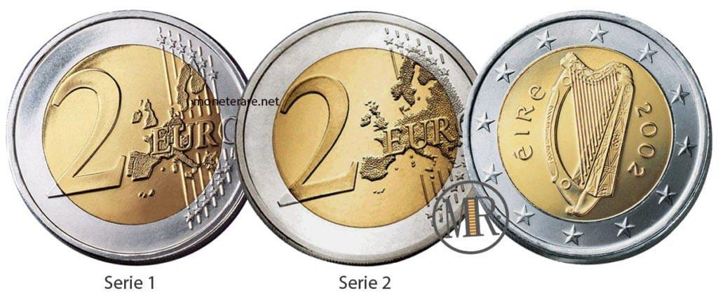 2 Euro Irlanda