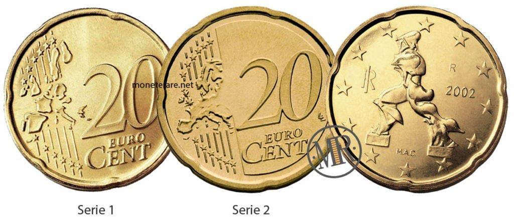 20 centesimi euro italia