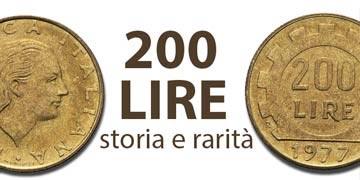 200 Lire Rare - Scopri il Valore delle 200 Lire