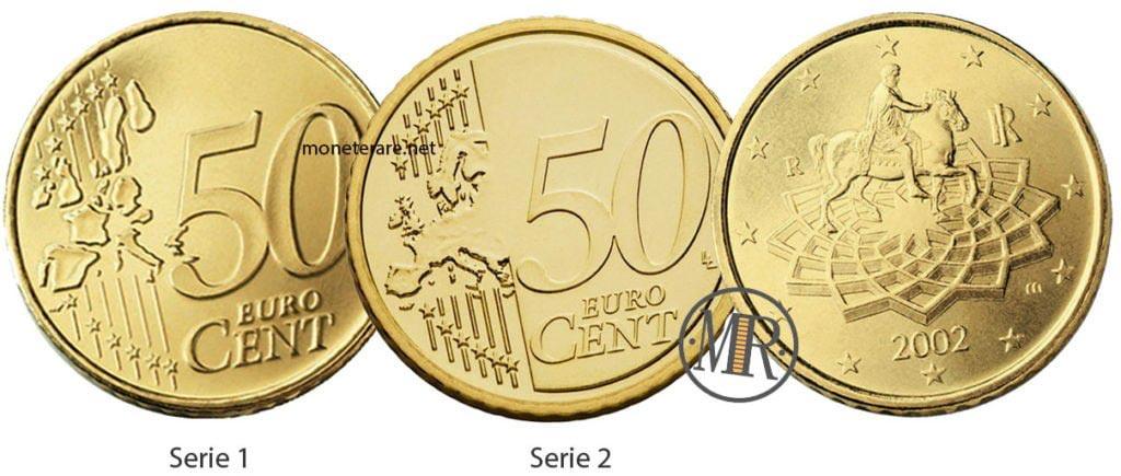 50 centesimi euro italia marco aurelio