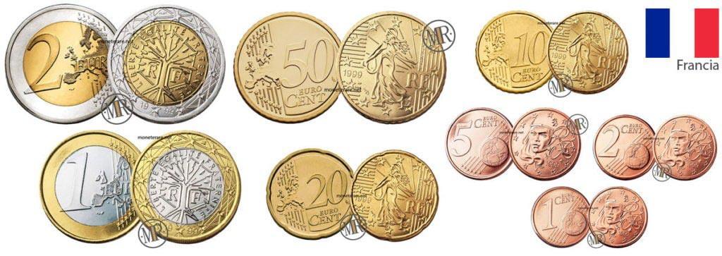 Euro Francia Eurocollezione
