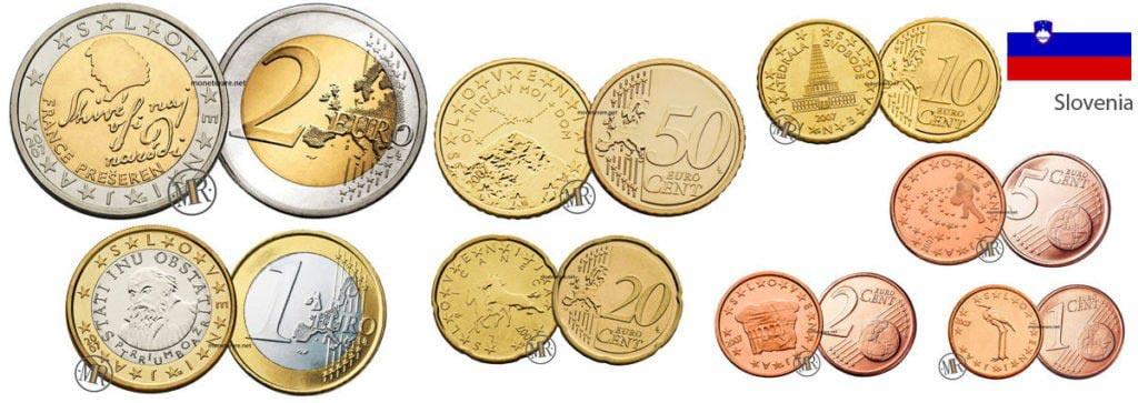 Euro Slovenia Eurocollezione