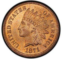 monete-americane-rare-1-centesimo-1871-Indian-Head-Penny