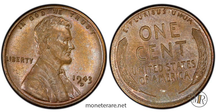 monete-americane-rare-1943-D-Lincoln-Bronze-Cent-dollar-penny