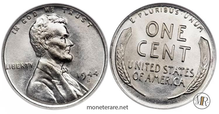monete-americane-rare-Centesimi-dollari-rari-1944-S-Lincoln-Steel-Penny-most-valuable-pennies