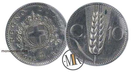 Progetto A 10 centesimi 1915