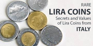 rare lira coins