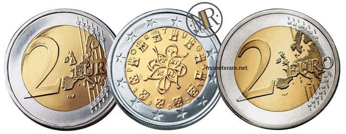 2 euro portuguese coin